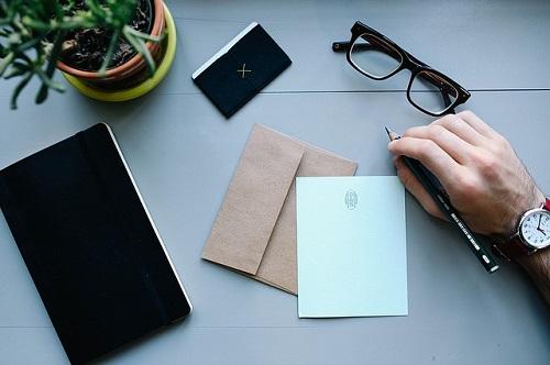 כתיבת מכתב אישי לחבר